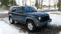 2005 Jeep Liberty 4x4 with Valid Etest