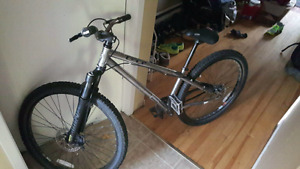 GT Ruckus dirt jumper
