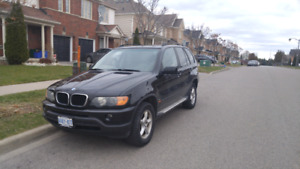 BMW X5 2002 WINTER TIRES AND  E TESTED