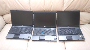 $ 60 ea or $150 for 3 HP Laptops