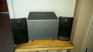 Speakers & Sub-woofer