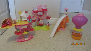 My little pony Play sets