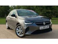 2020 Vauxhall Corsa 1.2 SE 5dr Hatchback Petrol Manual