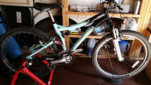 Specialized Myka M4 FSR full suspension mountain bike