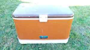 Vintage Thermos cooler West Island Greater Montréal image 1