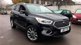 2017 Ford New Kuga Vignale 2.0 TDCi 180PS Powersh Automatic Diesel Estate