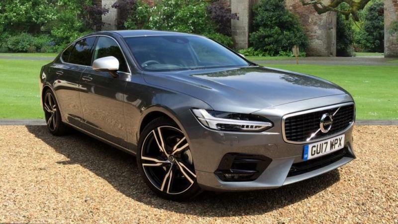 2017 volvo s90 2 0 d4 r design 4dr auto wint automatic diesel saloon in horsham west sussex. Black Bedroom Furniture Sets. Home Design Ideas