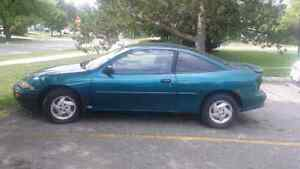 1999 Chevrolet Cavalier  $600 o.b.o. ** GOOD RUNNING CONDITION.
