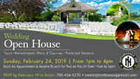 Wedding Open House at the Nottawasaga Resort