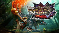 Monster Hunter Generations Ultimate Team
