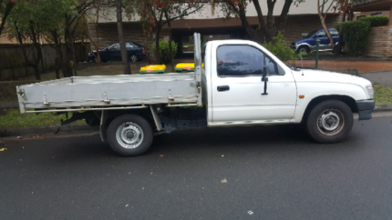 Toyota hilux Belfield Canterbury Area Preview