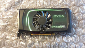 Carte video EVGA Geforce GTX550TI 2GB