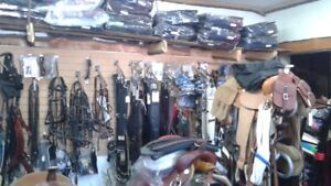 Horse tack, saddles and lots more