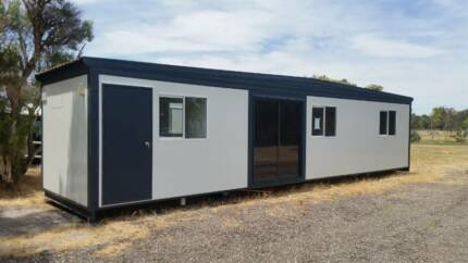 Buy Swap Sell 12x3m Transportable Accommodation Building