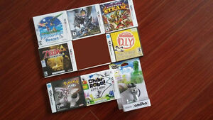 Nintendo 3DS/ DS Games for sale