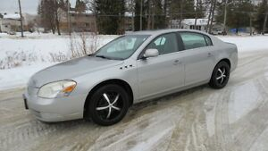 SOLD/CERTIFIED 2007 Buick Lucerne CXL Sedan NEW MAGS/TIRES