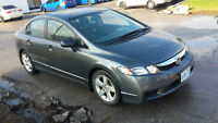 2011 Honda Civic DX-G Sedan CERT+ETEST 2 sets of RIM and TIRES