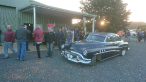 The Challengers hot rod club (Tasmania)