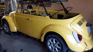 1973 beetle convertible 4 speed
