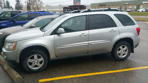 2006 Pontiac Torrent FWD, SUV- 180,500 km