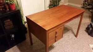Teak Mid Century Students Desk London Ontario image 2