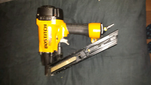 Bostitch 1-1/2 Metal Connector Nailer