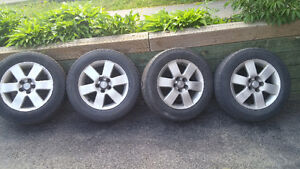 TOYOTA MAGS AND PIRELLI SUMMER TYRES FOR SALE