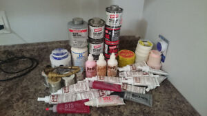 Plumbing Supplies And Materials For Sale