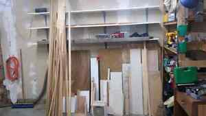 Closing up the Woodshop.  Wood for Sale Enfield