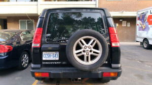 2002 Land rover discovery se7 series ll