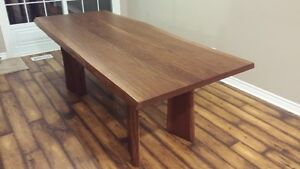 Beautiful Live Edge Table - October Special!!