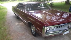 1972 Chrysler Newport
