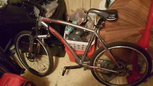 Mens bike, hardly used