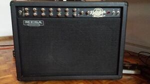 Mesa boogie Rectoverb 50 version 2 all tubes combo