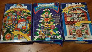 Playmobile Advent Calendars