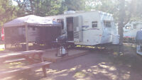 29 foot Prowler travel trailer