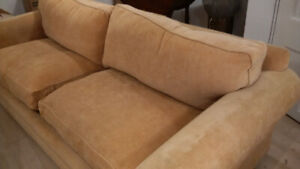 Hand crafted, down filled Montauk furniture -