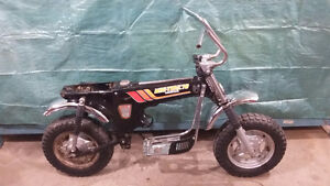 Honda CT70 for Parts or Restoration