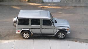2002 mercedes g 500 g wagon