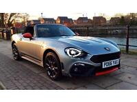 2016 Abarth 124 Spider 1.4 T Multiair 2dr Manual Petrol Roadster