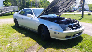 Trade 2000 prelude for two bikes