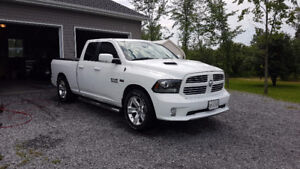 New Price - Lowered Suspension - Ram Sport 2016