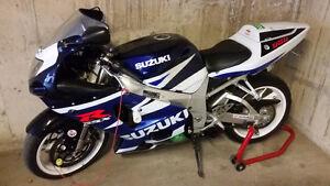 2003 Suzuki GSX-R 750