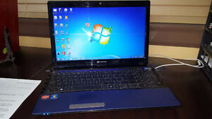 Barely used Gateway NV53A Laptop