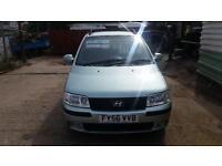 2006 Hyundai Matrix 1.5 CRTD GSi 5dr