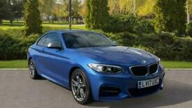 image for BMW 2 Series M240i 2dr (Nav) Step Auto Coupe Petrol Automatic