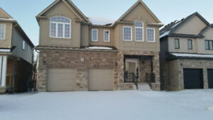 BRAND NEW 4 BEDROOMS DETACHED HOUSE FOR RENT