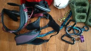 Complete Climbing package