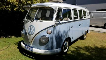 VW Kombi Split Windscreen Willagee Melville Area Preview
