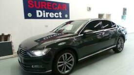 image for 65 Plate VW Passat 2.0Tdi Bluemotion Tech GT 4Dr Auto in Urano Grey Metallic 4dr